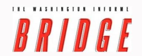 washington informer bridge logo